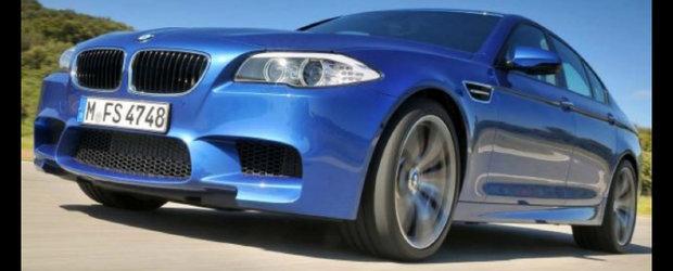 Breaking News: Acesta este noul BMW M5!