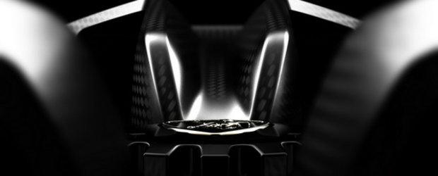 Breaking News: Al patrulea teaser cu viitorul concept Lamborghini!