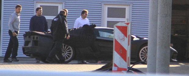 Breaking News: Lamborghini Jota (partial) dezvaluit!