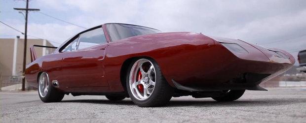 Brembo ne spune povestea Dodge-ului Charger Daytona din Fast and Furious 6. VIDEO AICI!
