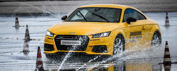 Bridgestone a dezvoltat anvelopa perfecta pentru calatorii linistite. Noi am fost la Roma sa o testam