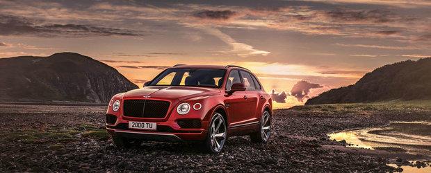 Britanicii au facut aroganta suprema. Noua masina de la Bentley are frane mai mari decat jantele de Dacie
