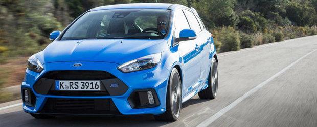 Britanicii de la Mountune revin cu kit-ul suprem de tuning pentru Ford-ul Focus RS