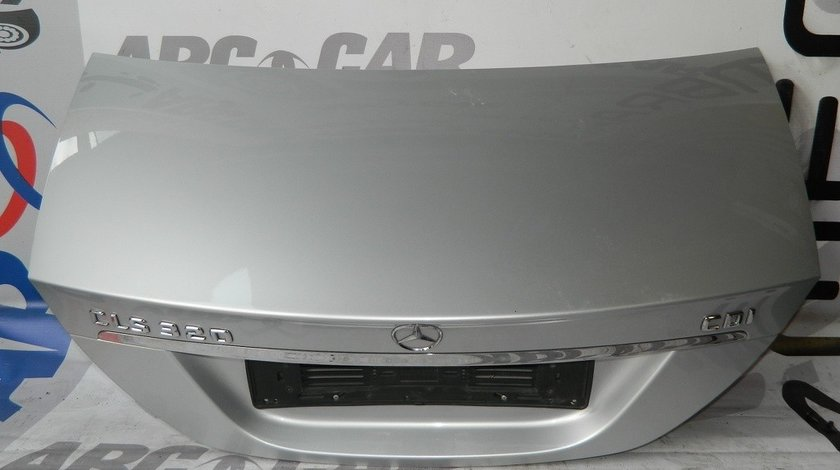 Broasca capota spate Mercedes CLS W 219