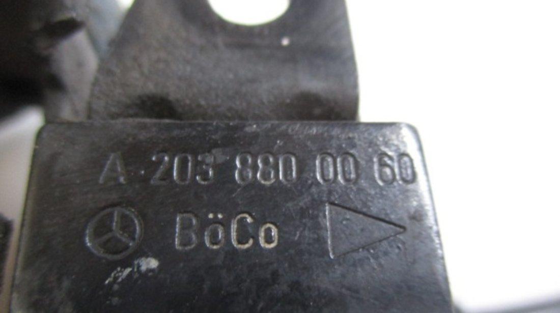 BROASCA / INCUIETOARE CAPOTA CU CABLU MERCEDES BENZ C-CLASS W203 FAB. 2000 – 2007 ⭐⭐⭐⭐⭐
