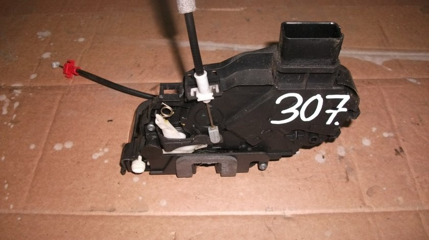 Broasca ,incuietoare usa spate stanga Ford Mondeo Mk4, 6M2A-R26413-EC