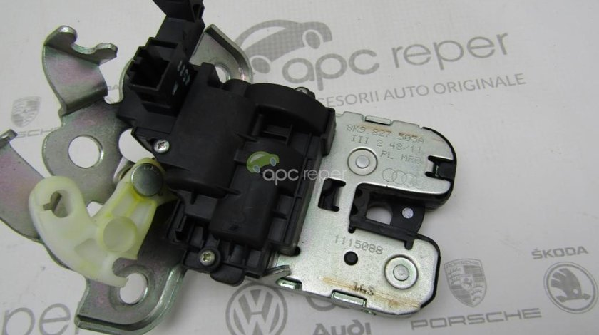 Broasca portbagaj Audi - Incuietoare haion - Audi originala cod 8K9827505A
