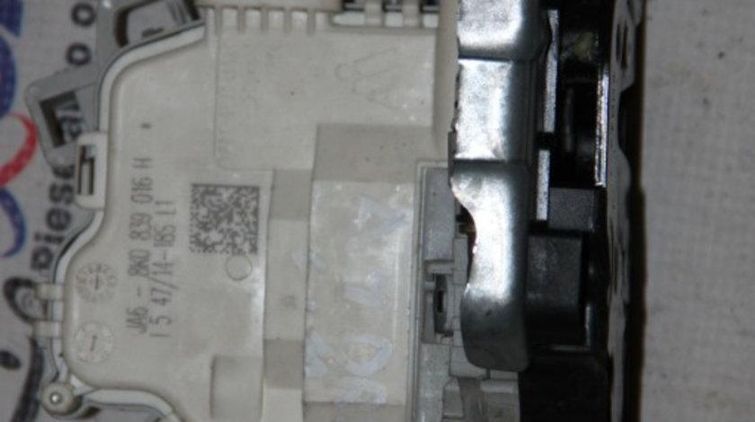 Broasca usa dreapta spate Audi A4 B8 8K 2008-2015 cod: 8K0839016H