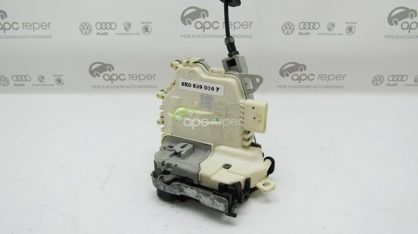 Broasca usa dreapta spate Audi Q3, A3 8V, A4, A8 - Cod: 8K0839016F