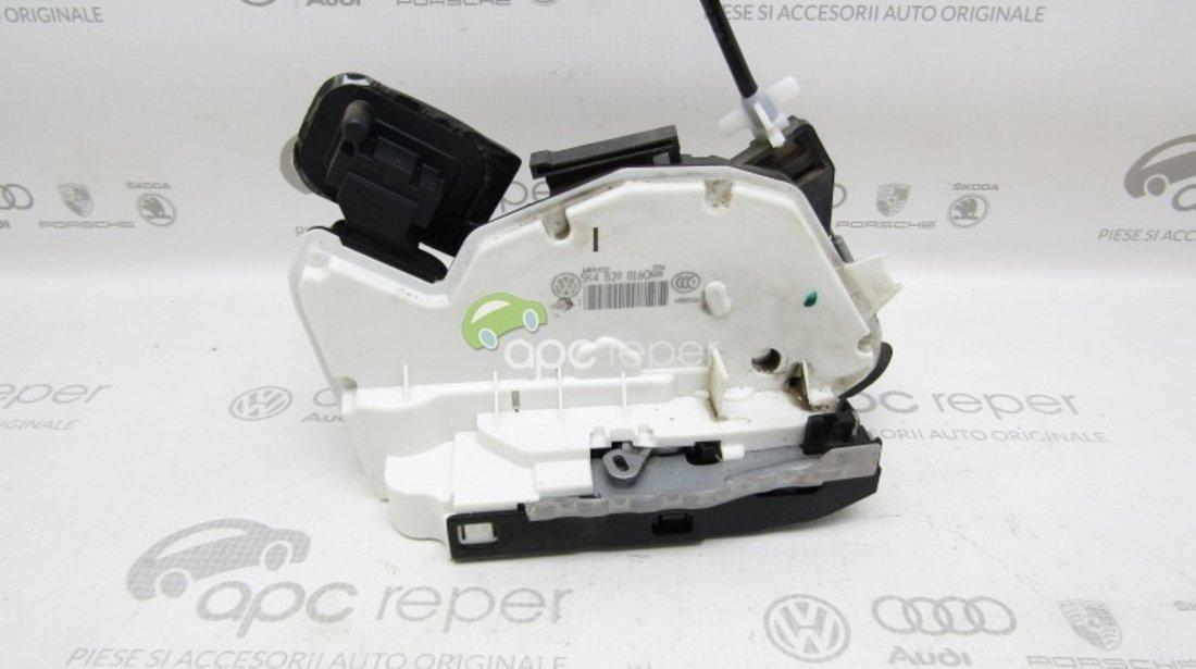Broasca usa dreapta spate VW Jetta 5C / VW GOLF 7 / Skoda Yeti / Seat Leon - Cod: 5K4839016Q