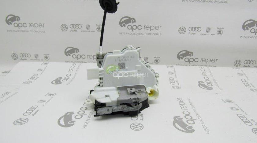 Broasca usa fata stanga Audi A4 8W- Cod: 8X1837015B