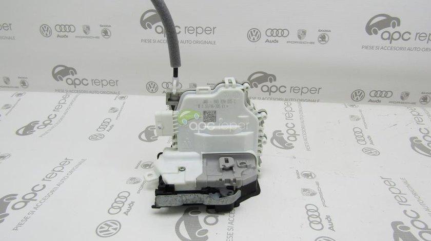 Broasca usa spate stanga Audi A4 8W