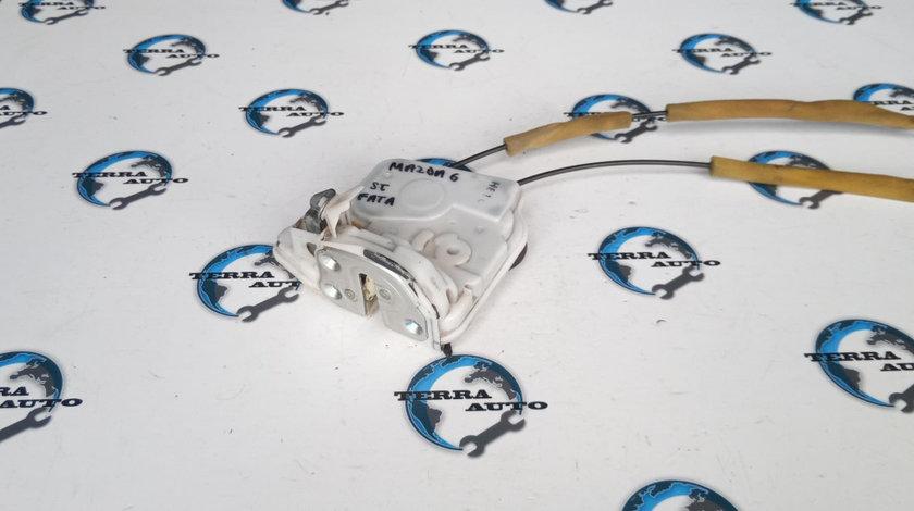 Broasca usa stanga fata Mazda 6 2.2 MZR-CD