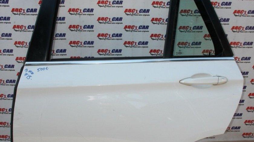 Broasca usa stanga spate BMW X5 F15 model 2015