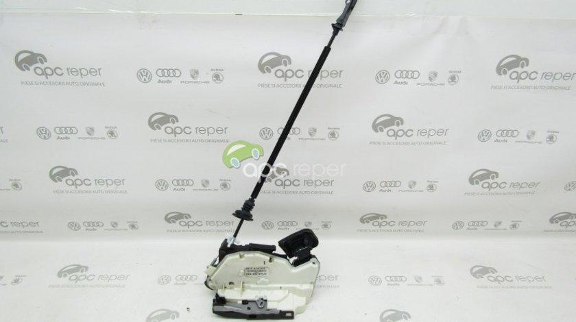 Broasca usa stanga spate VW Jetta 5C / VW GOLF 7 / Skoda Yeti / Seat Leon - Cod: 5K4839015Q