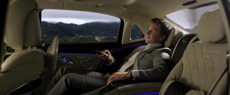 Brosura noului Maybach S600 ne arata ce inseamna cu adevarat o limuzina de lux