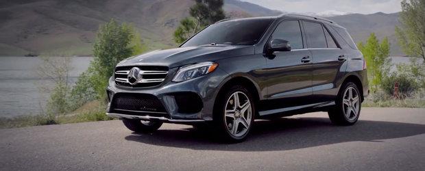 Brosura noului Mercedes GLE ne dezvaluie punctele forte ale SUV-ului german