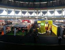 Bucharest Wheels Arena 2013 - Primele poze
