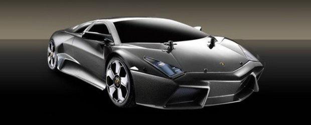 Bucura-te de propriul tau Lamborghini Reventon!