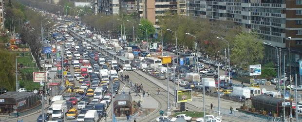 Bucurestiul, cel mai aglomerat oras din Europa si al cincilea din lume