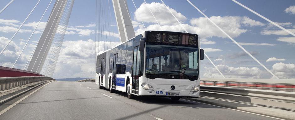 Bucurestiul cumpara Otokar, Berlinul cumpara Mercedes-Benz: contract-record pentru transportul public din Germania