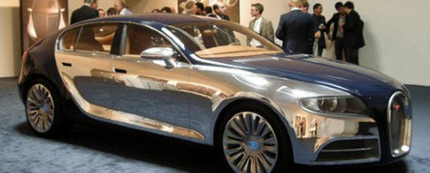 Bugatti 16C Galibier Concept  - Primele imagini live!