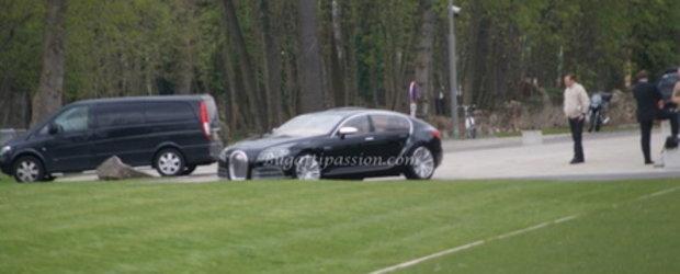 Bugatti 16C Galibier surprins in Molsheim!