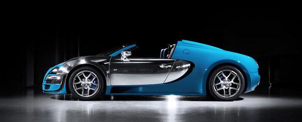 Bugatti a vandut toate cele 9 exemplare de Veyron Legend Edition