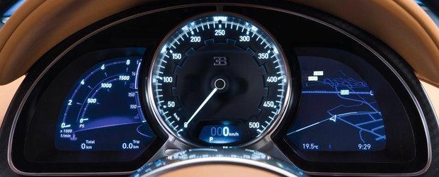 """Bugatti ar putea anula testul de viteza cu noul Chiron. """"Avem alte lucruri de facut"""""""