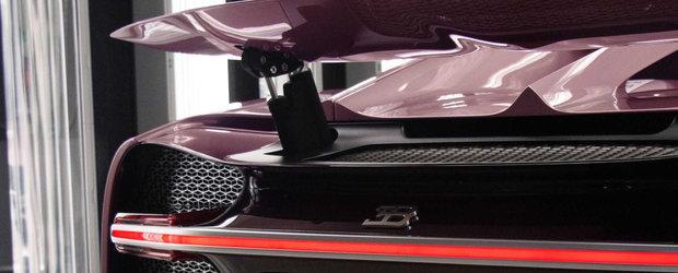 """Bugatti Chiron """"Alice"""" este un cadou de multe milioane de euro pe care orice sotie ar dori sa-l primeasca"""