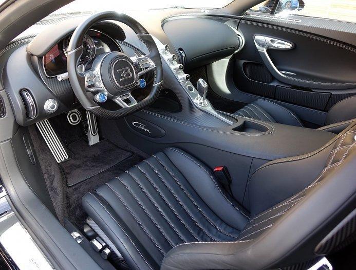 Bugatti Chiron de vanzare
