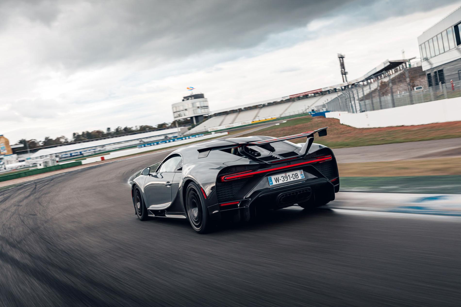 Bugatti Chiron Pur Sport - Poze noi - Bugatti Chiron Pur Sport - Poze noi