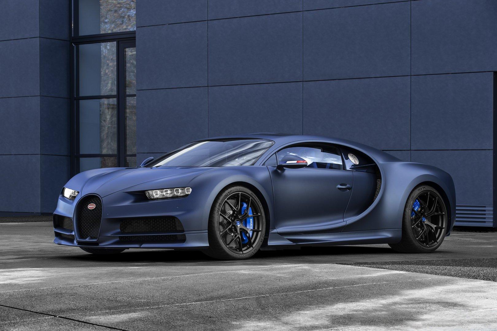 Bugatti Chiron Sport 110 ans Bugatti - Bugatti Chiron Sport 110 ans Bugatti