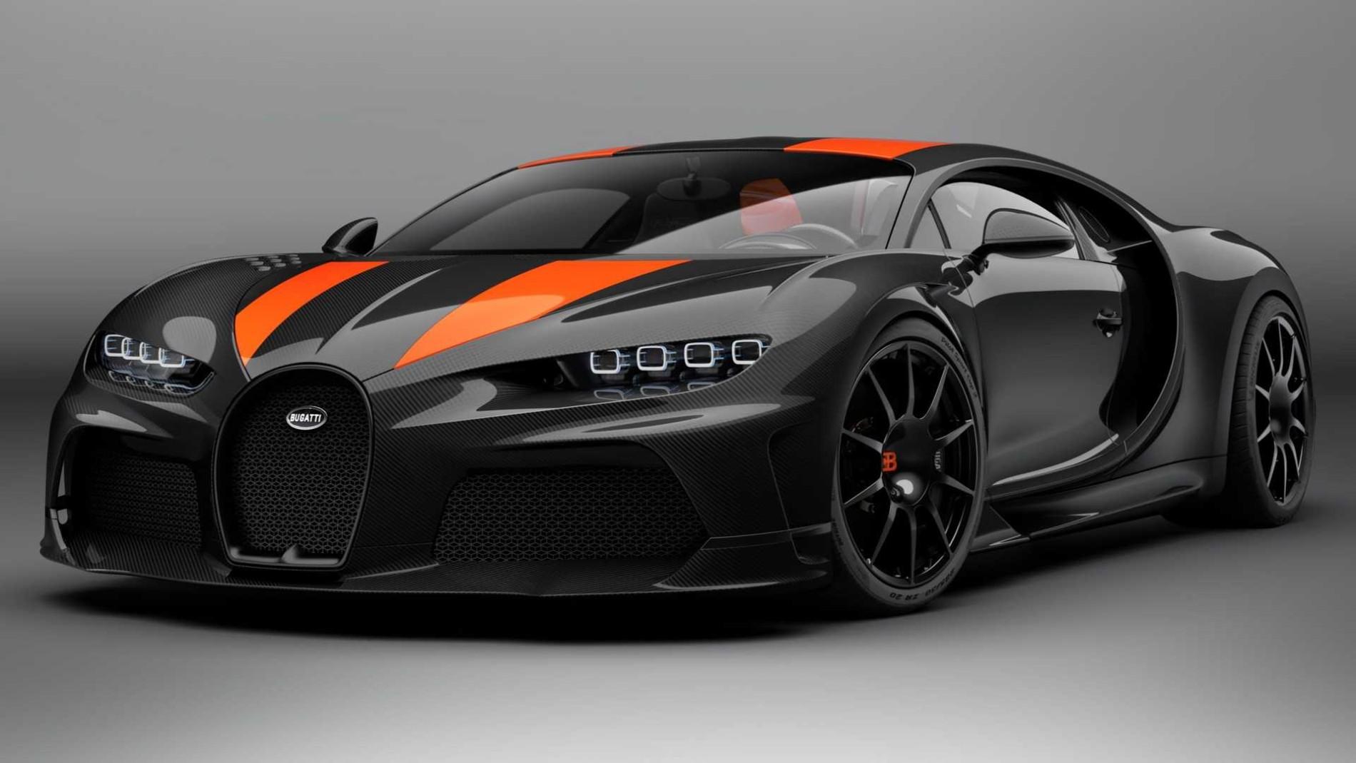 Bugatti Chiron Super Sport 300+ - Bugatti Chiron Super Sport 300+