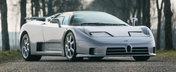 In 1995 era cea mai rapida masina din lume. Ultimul BUGATTI EB110 SS este acum de vanzare
