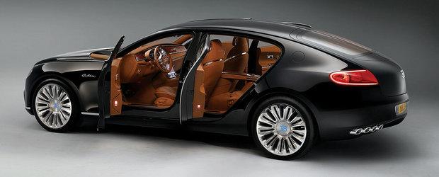 Bugatti Galibier, amanat pana in 2015