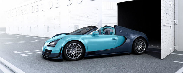 Bugatti isi celebreaza legendele cu o noua serie speciala