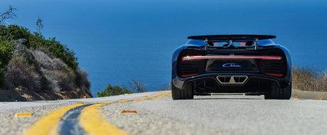 Bugatti mai anunta o performanta a noii sale masini de 1.500 CP