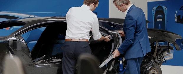 Bugatti ne arata cum a luat nastere proiectul Vision Gran Turismo
