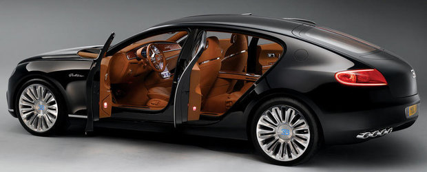 Bugatti renunta la proiectele Galibier si Super Veyron