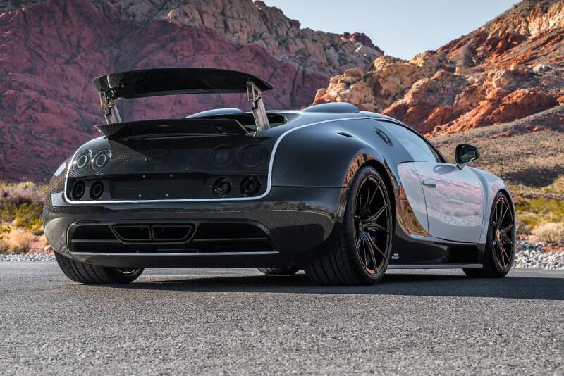 Bugatti Veyron de inchiriat