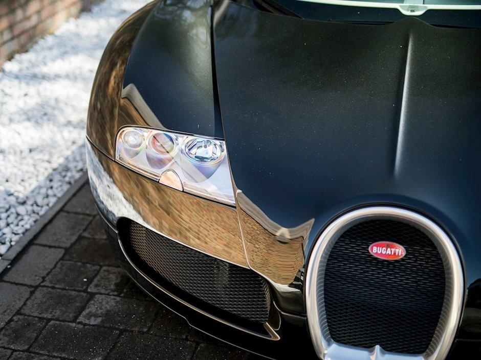Bugatti Veyron de vanzare