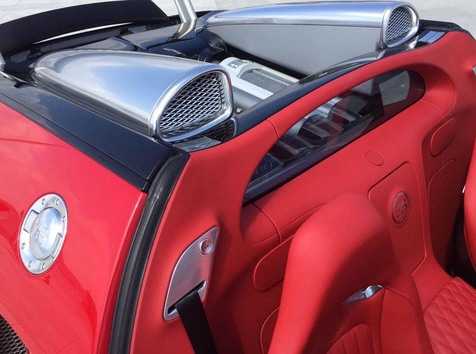 Bugatti Veyron Grand Sport de vanzare