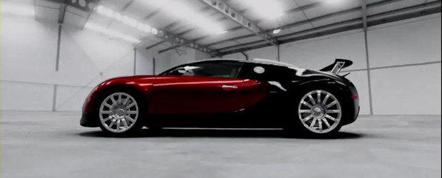 Bugatti Veyron in Forza Motorsport 4