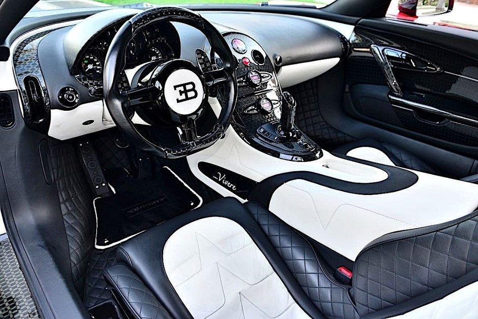 Bugatti Veyron Mansory Linea Vivere