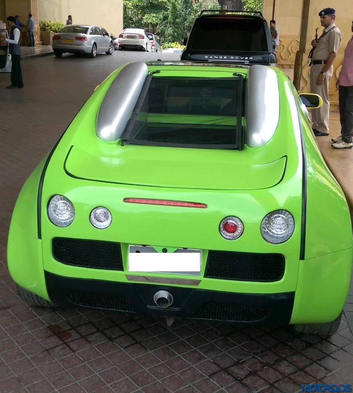 Bugatti Veyron - Replica pe baza de Honda - Bugatti Veyron - Replica pe baza de Honda