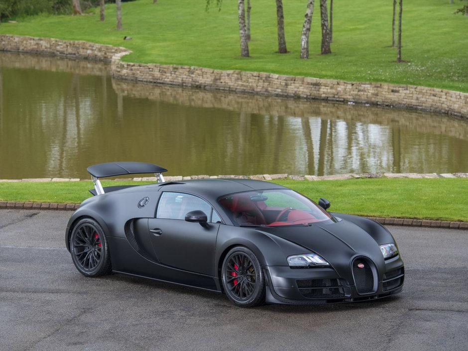 Bugatti Veyron Super Sport de vanzare