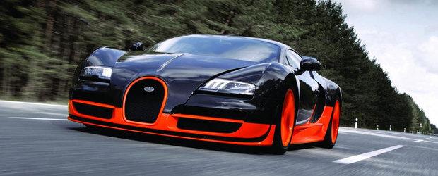 Bugatti Veyron Super Sport nu mai e cea mai rapida masina din lume. Afla de ce!