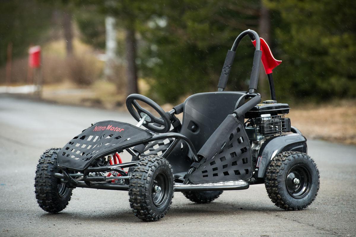 Buggy Nitro Eco GoKid 1000W