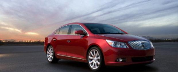 Buick LaCrosse dezvaluit